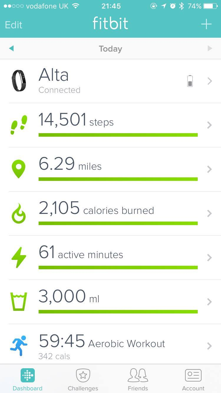 Product Review The Fitbit Alta Versus The Jawbone Up2 Rebecca
